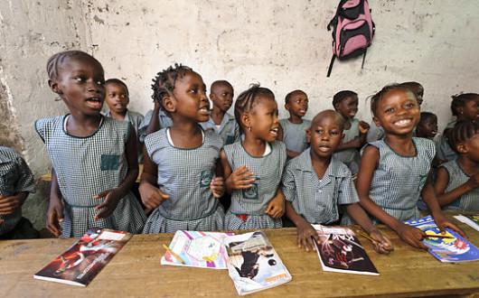Rebuilding Education in Sierra Leone