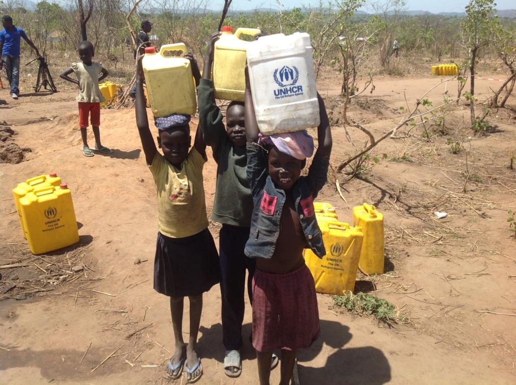 Refugee Water Crisis