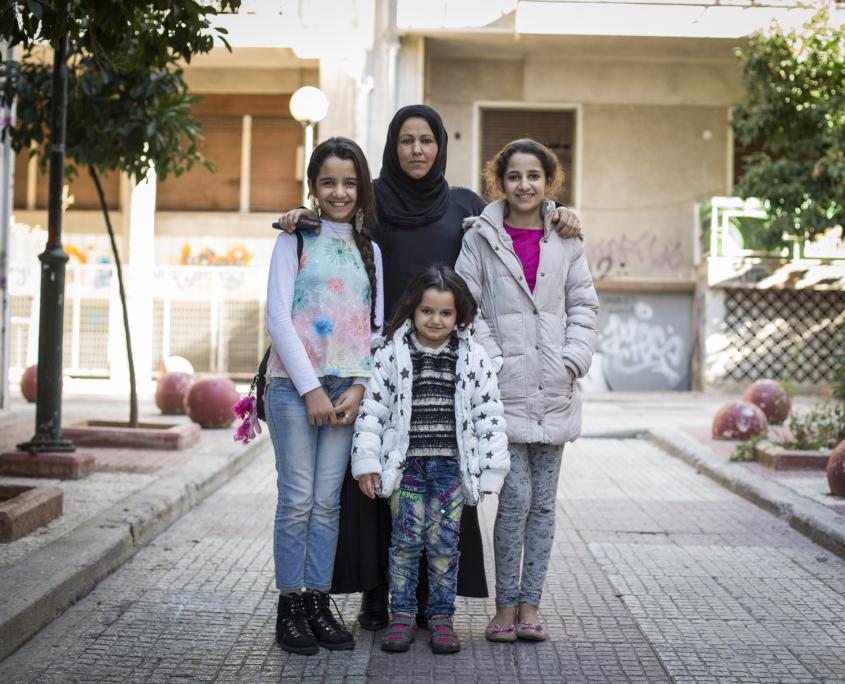 Refugees in Rural Europe