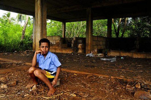 Refugees in Tonga