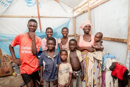 Refugees in Burundi
