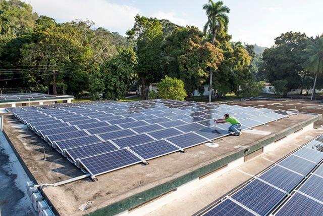 Renewable Energy in Haiti
