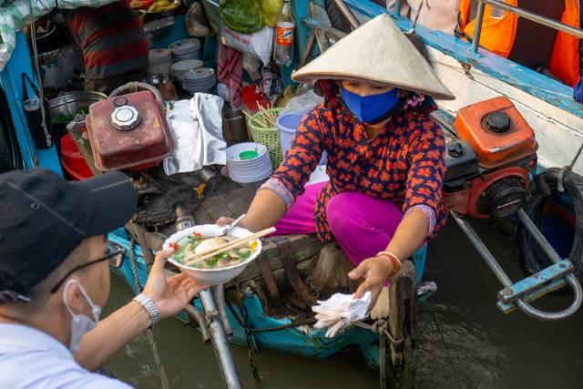Rice ATMs in Vietnam