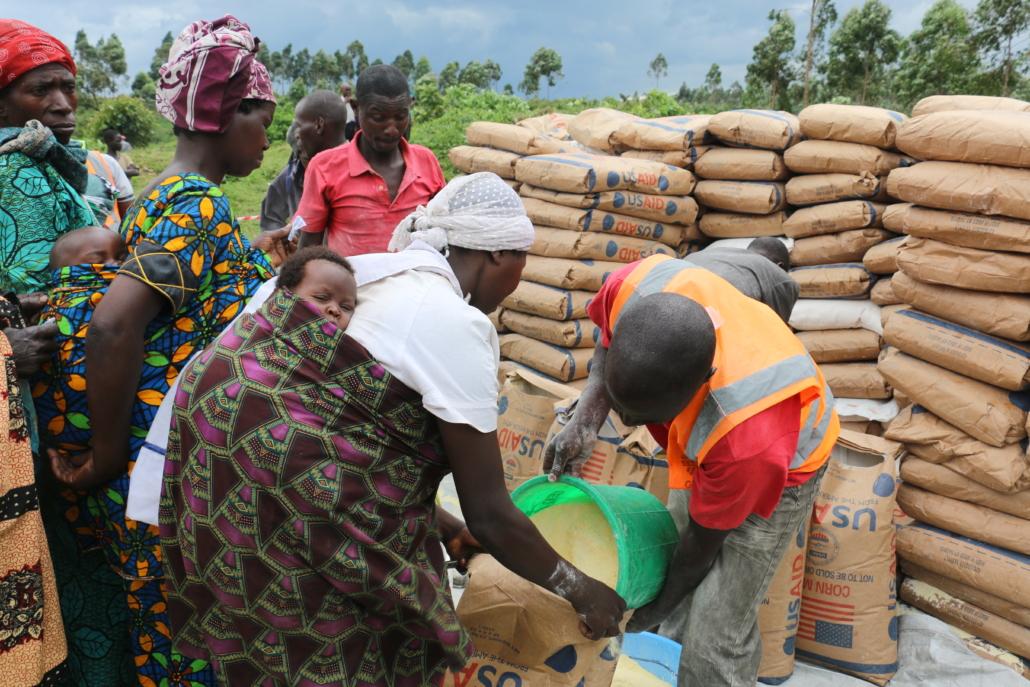 SDG Goal 1 in the Democratic Republic of the Congo