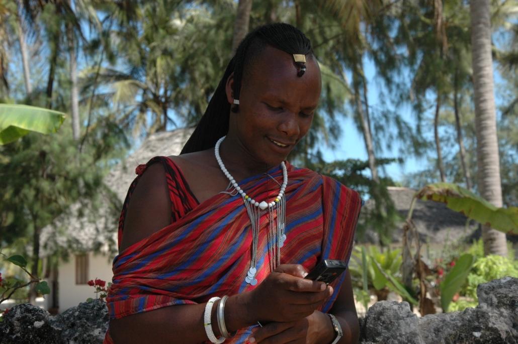 SMS App in Tanzania