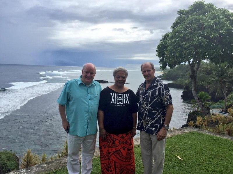 Samoa's First Female Prime Minister