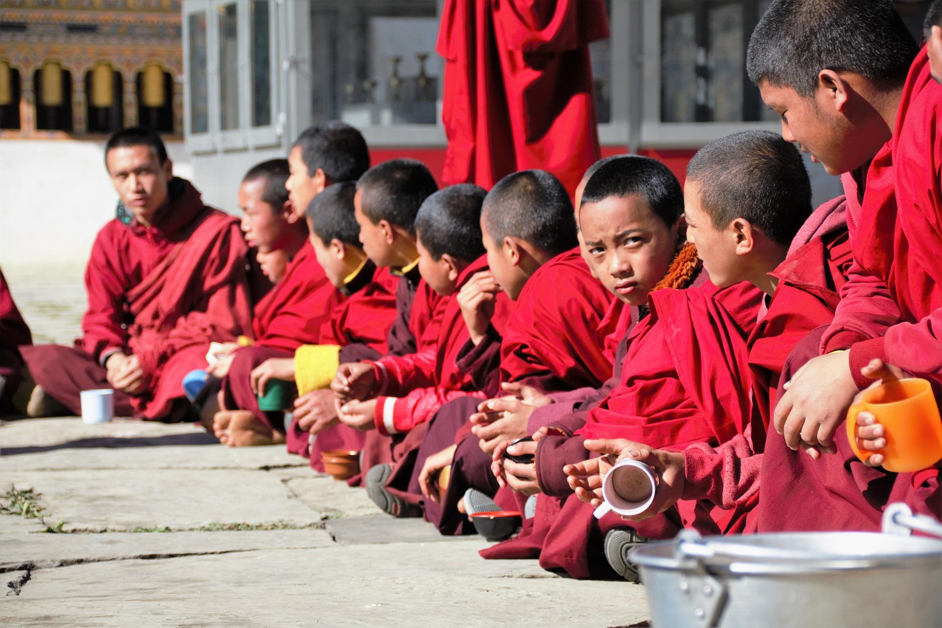 Sanitation in Bhutan