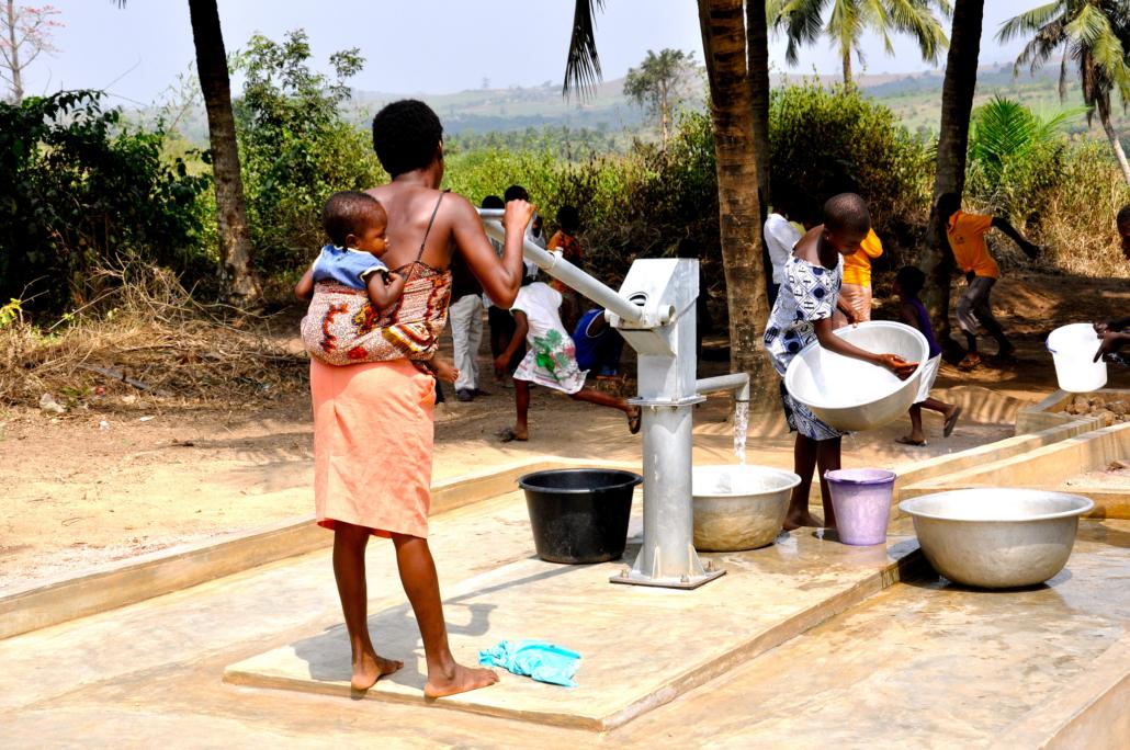 Sanitation in Botswana