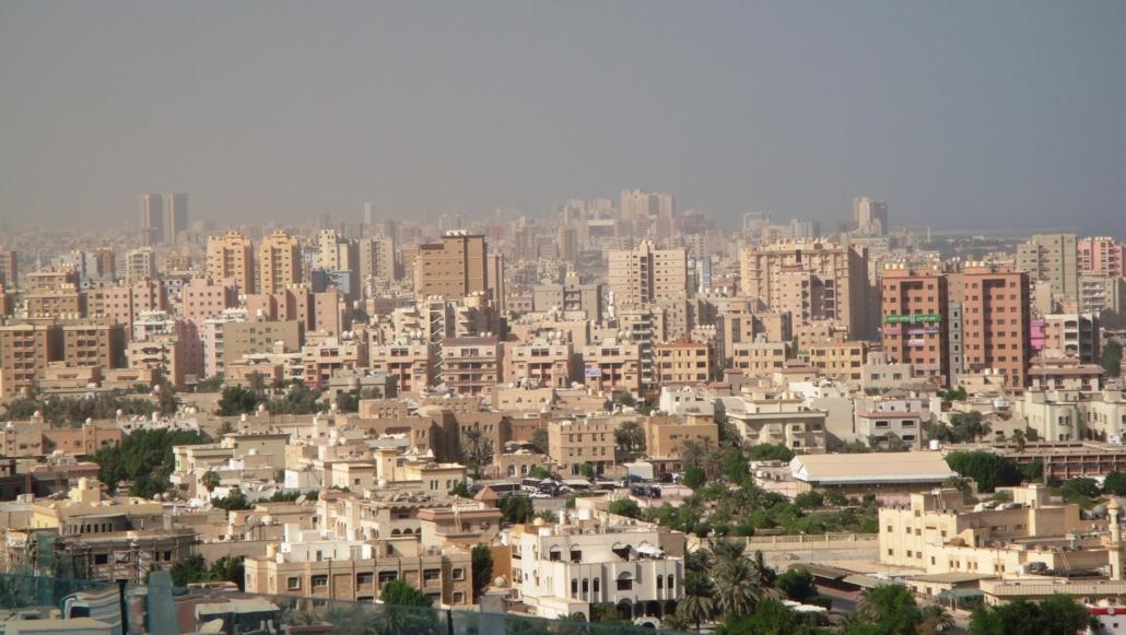 Sanitation in Kuwait