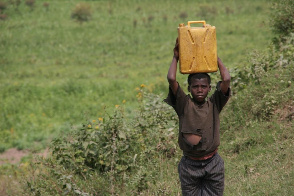 Sanitation in Rwanda