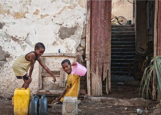 Sanitation in Eritrea