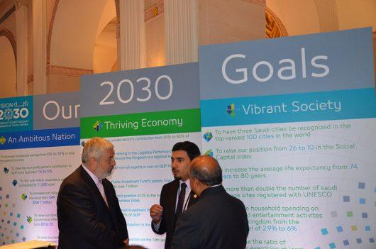 Saudi Vision 2030 Saudi Arabian Reform Opens Markets