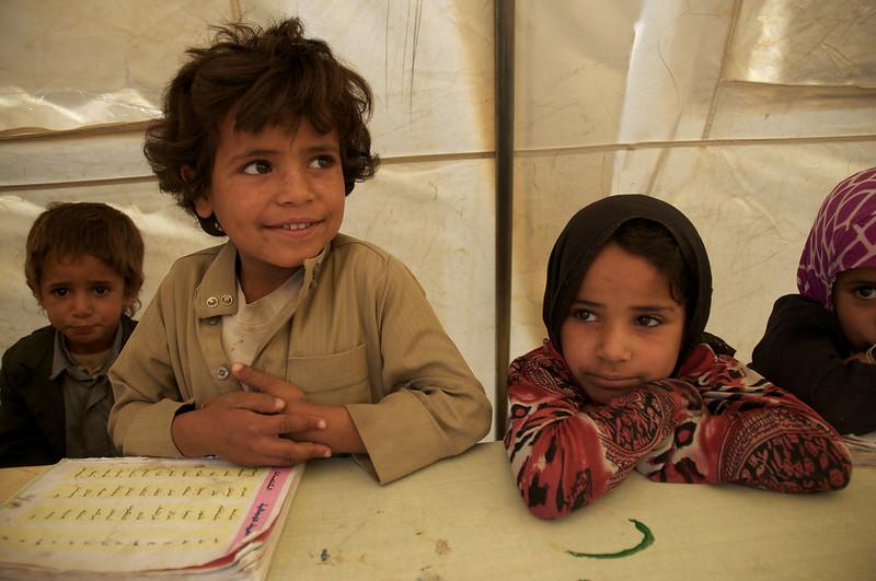 Save the Children's Work in Yemen
