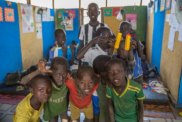 Save the Children in Sudan