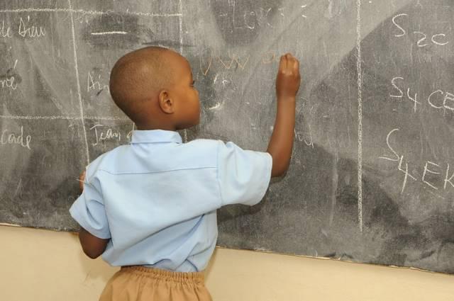 School Feeding Program in Rwanda