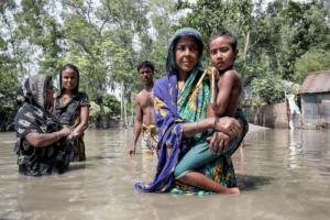 Bangladesh eradicates poverty through flooding
