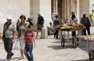 Palestinian farmer's market