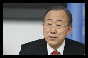 Sec-Gen Ban Ki-Moon