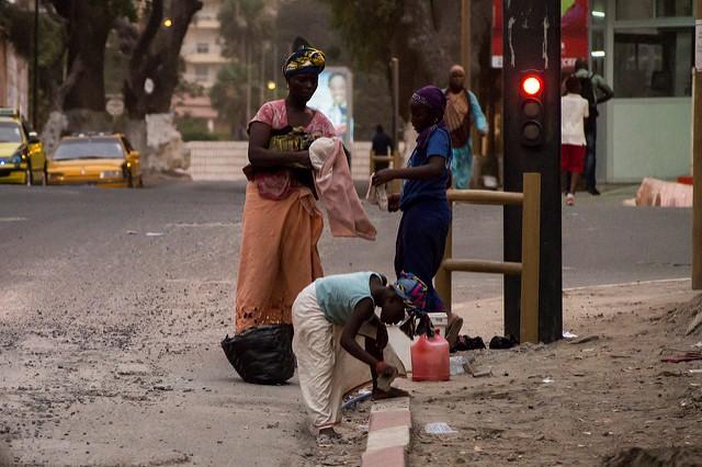 Senegal's poverty status