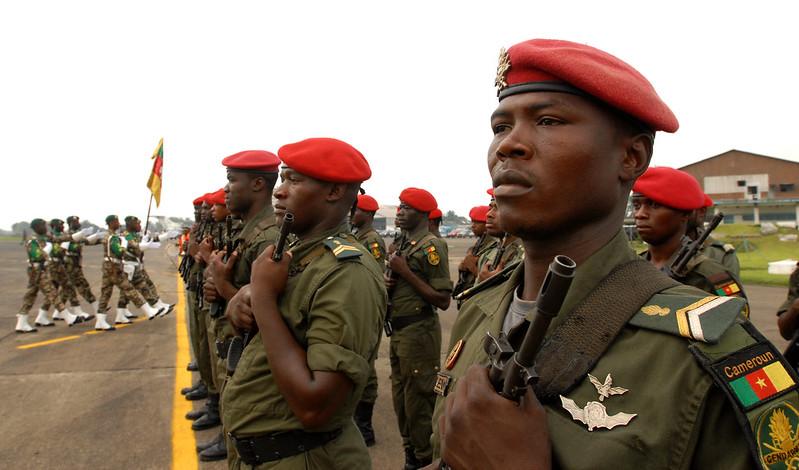 Separatists in Cameroon
