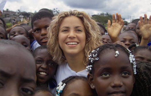 Humanitarian singers