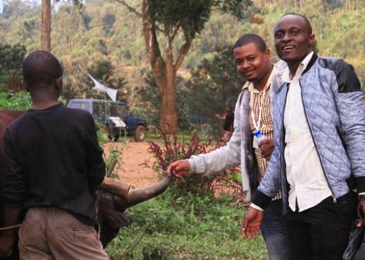 Sharing Land DRC