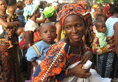 Sierra Leonean Women