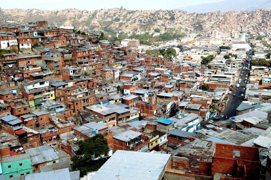 Slums in Venezuela