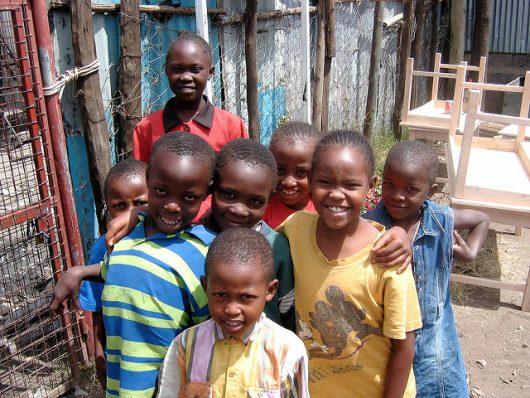 Slums of Nairobi