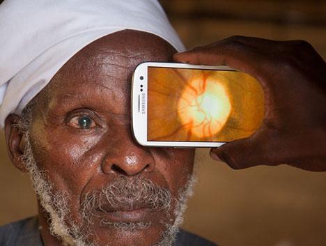 Smartphone App Blindness Kenya
