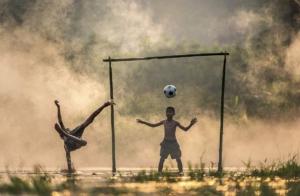Soccer Fighting World Hunger