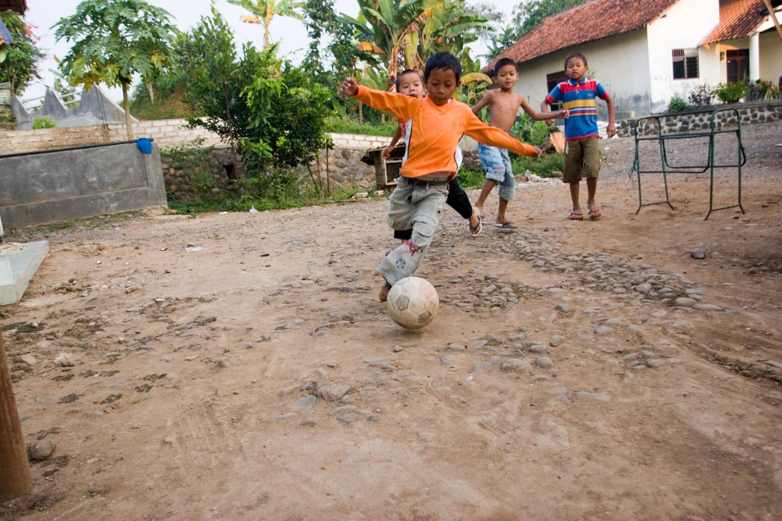 Soccer Programs Addressing Global Poverty