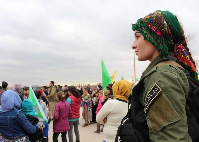 Social Ecology in Rojava