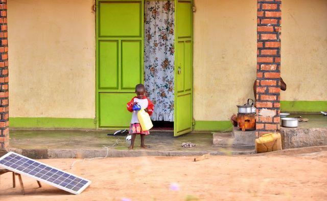 Solar Energy in Uganda
