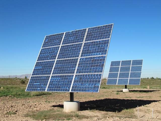 Solar Panels in Syria