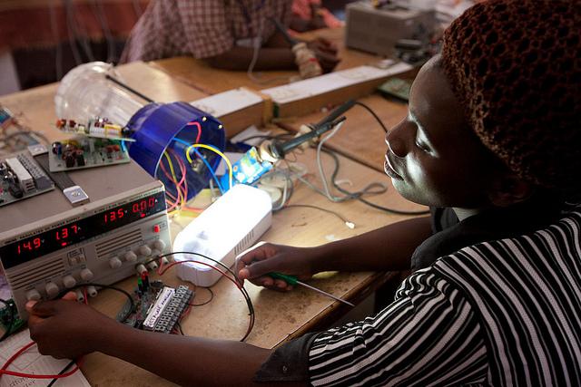 Solar Power in Malawi