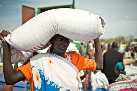 South Sudan and Congo use U.S. Aid
