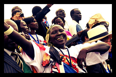 Reconciliation in South Sudan