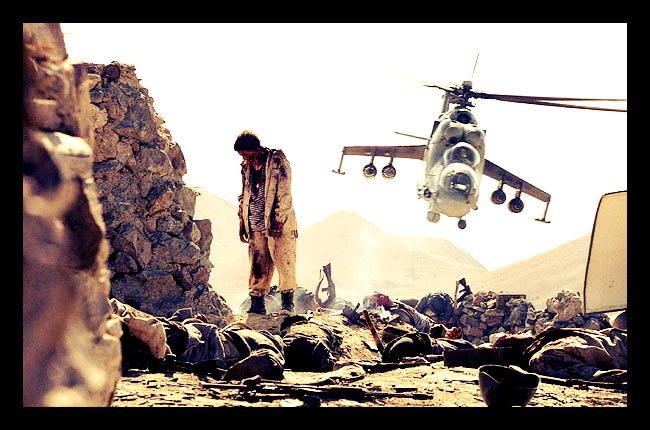 SovietAfghanWar