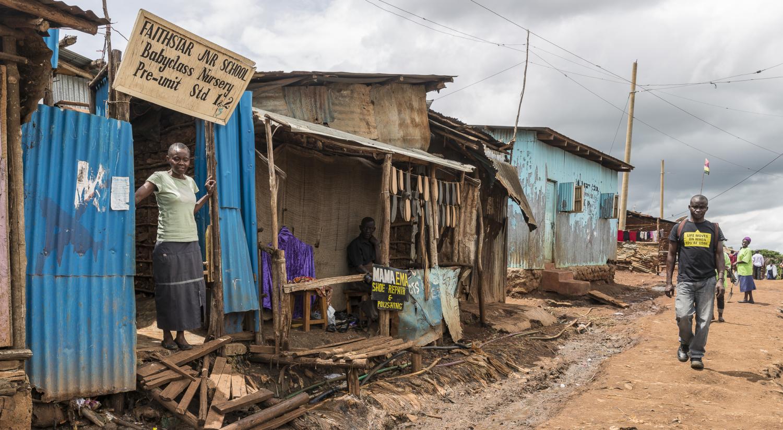 Sub-Saharan African Slums