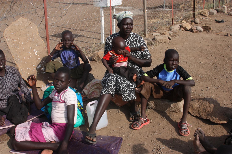 Sudanese Refugees