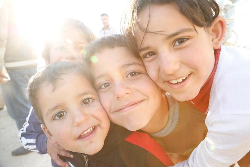 Syrian Children's Resilience