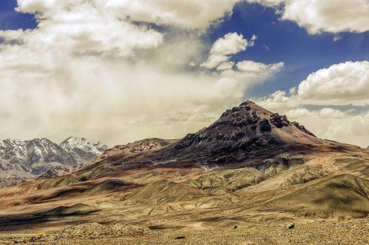 Poverty in Tajikistan