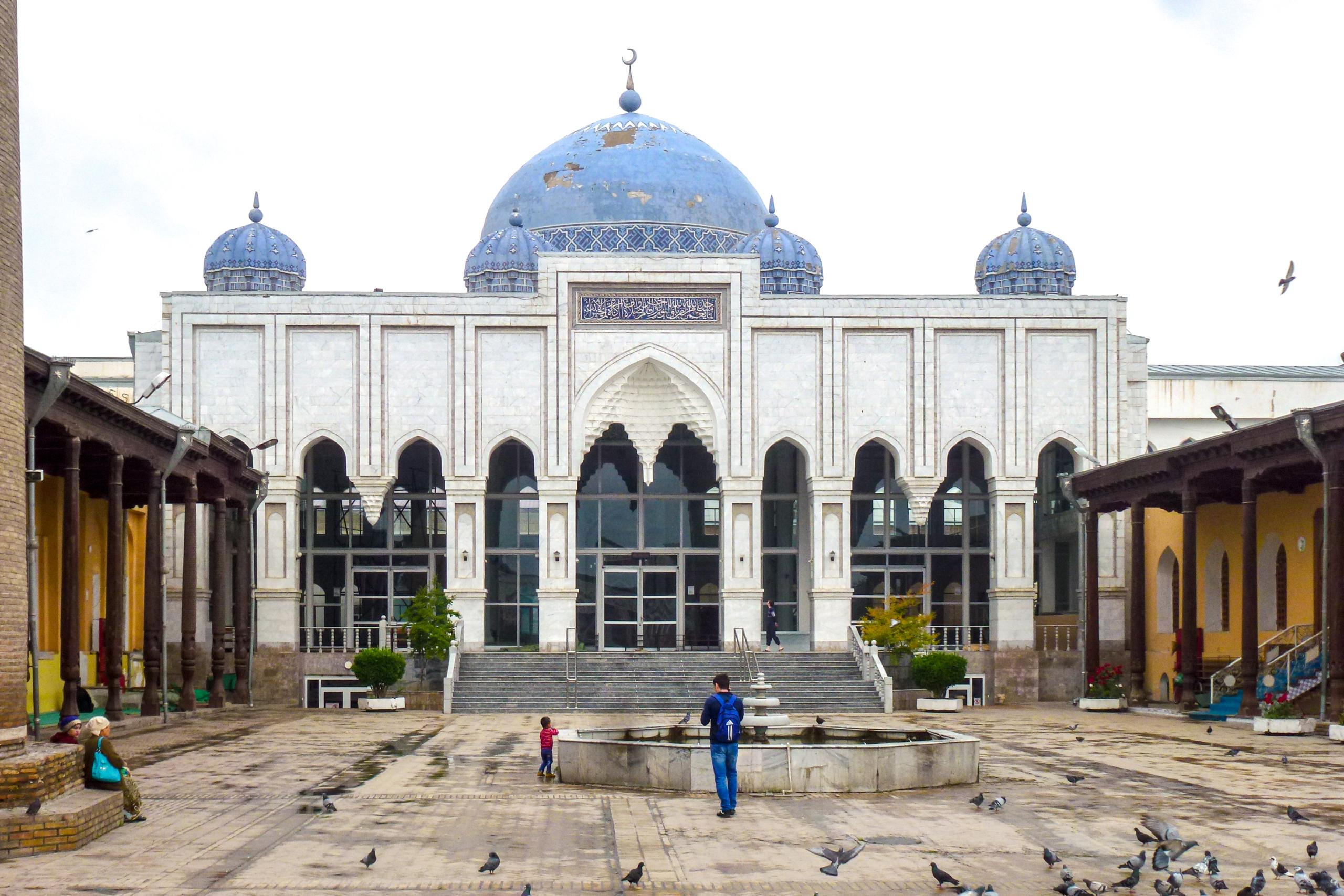 Tajikistan's Response to COVID-19