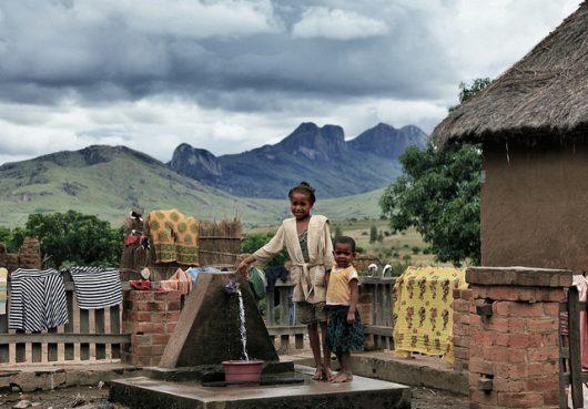 Top diseases in Madagascar