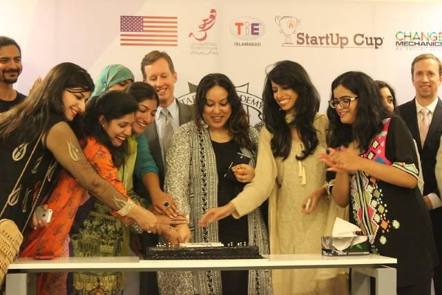 Tech Startups Help Pakistan