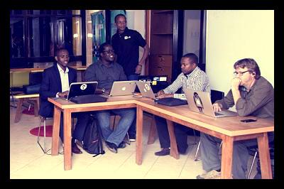 Tech Hub for Rwanda Startups