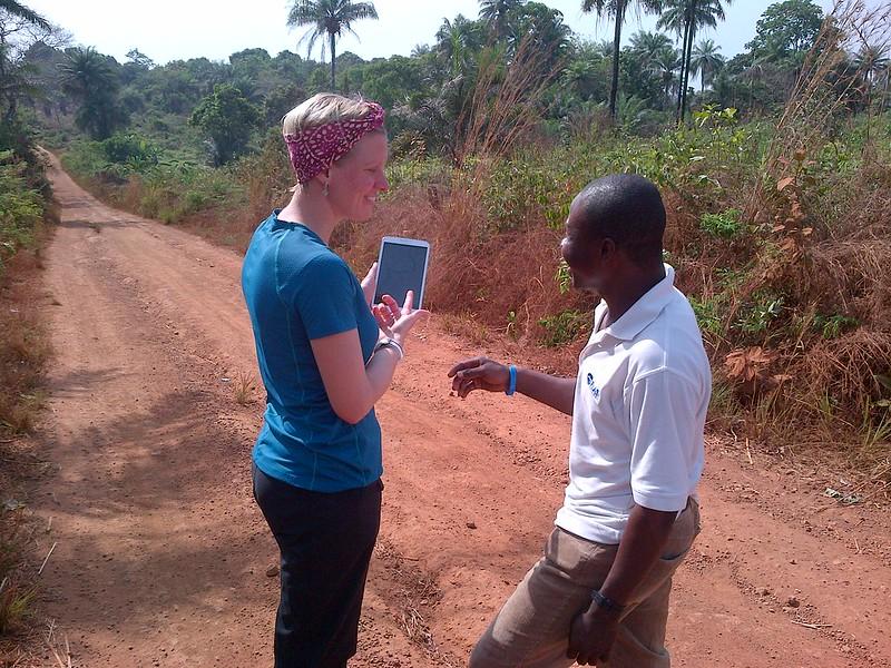 Technology in Sierra Leone