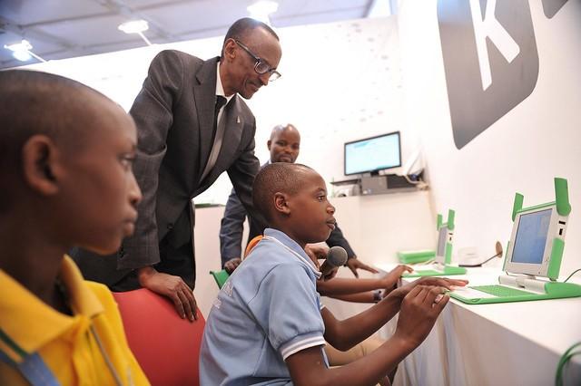 Telemedicine in Rwanda