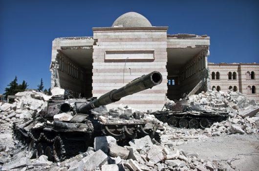 The Battle of Aleppo